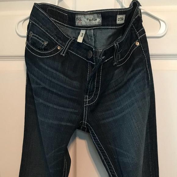 BKE Denim - Bke Payton bootcut jeans size 27R